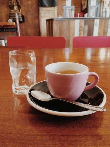 Sump Coffee espresso