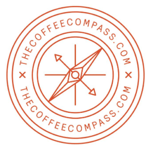 The Coffee Compass Logo
