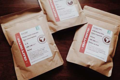 Craft Coffee Bags