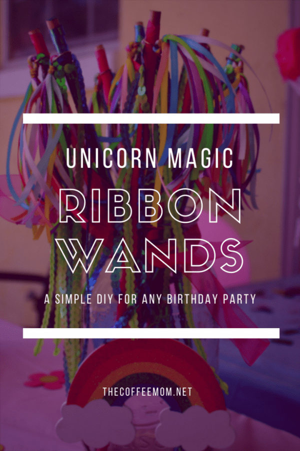 Magic Wands | Unicorn Party | Fairy Party |