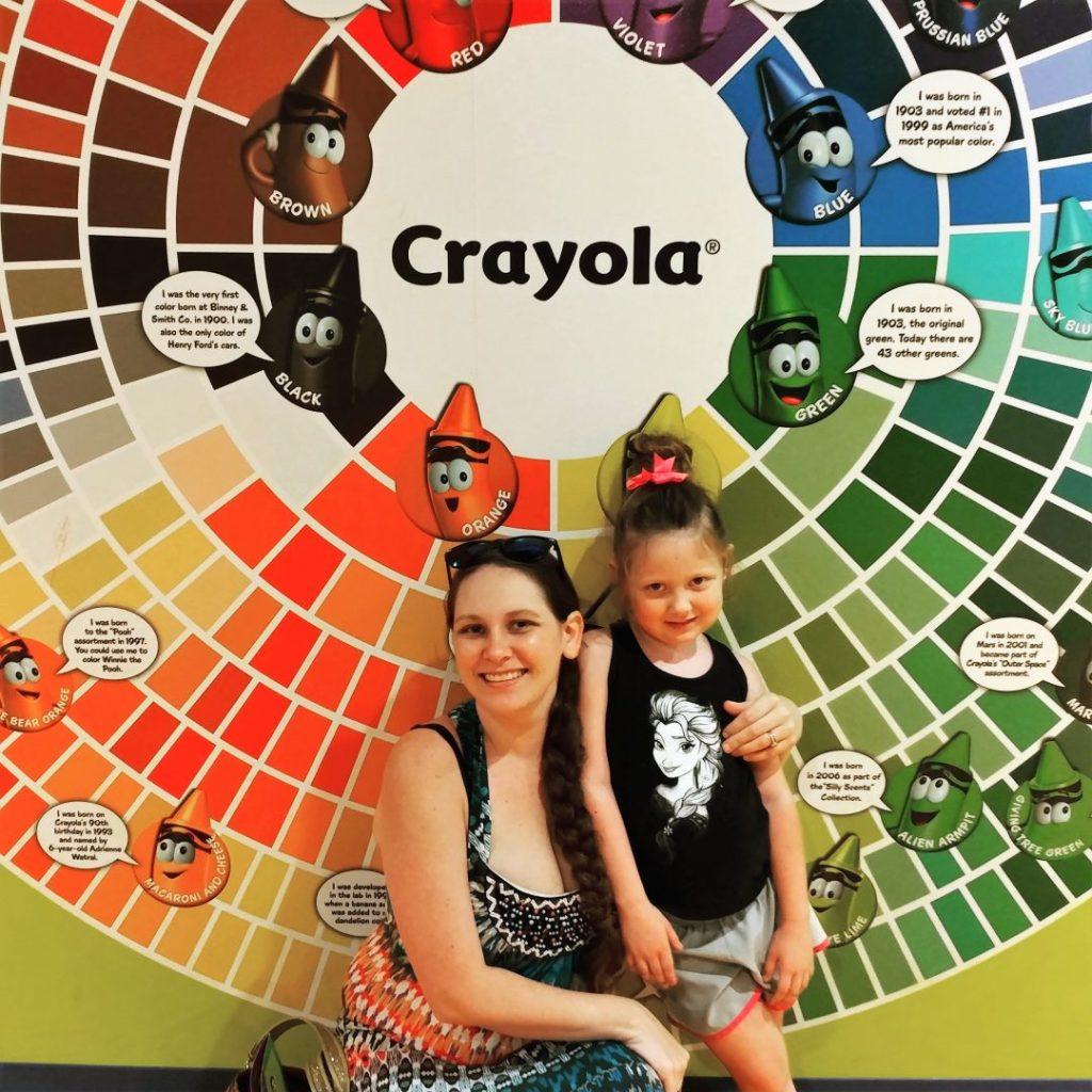 Orlando Crayola Experience