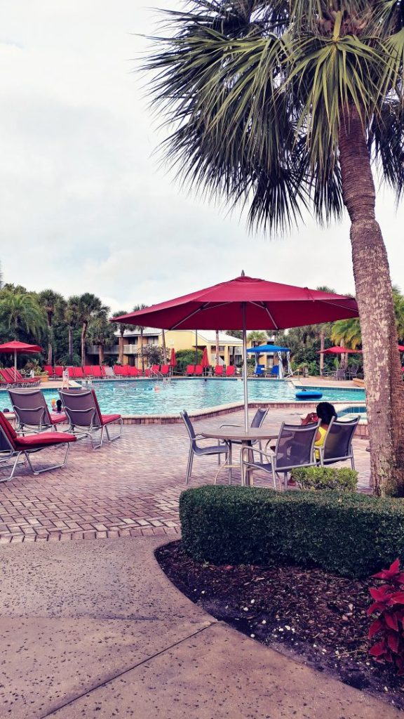 Wyndham I Drive Pool, Orlando's Best family friendly Resort