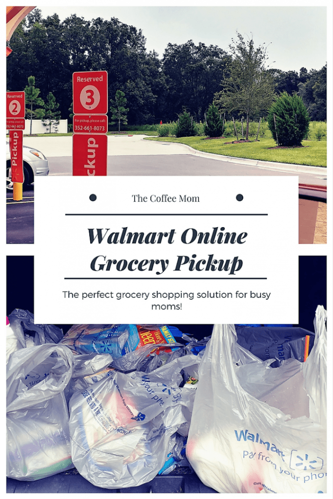 Why the walmart online grocery pickup is a mom's best friend