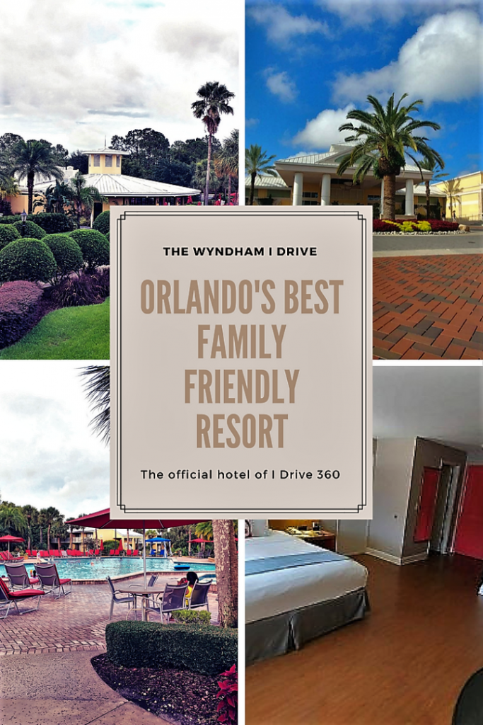 Orlando's best family friendly resort