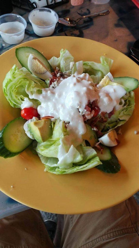 Gatorville Wyndham I Drive Wedge Salad