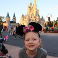 Walt Disney World Christmas Party- Disney world with toddlers