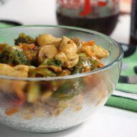 Easy and Delicious Weeknight Korean Chicken Stir Fry