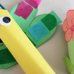 toilet paper roll crafts. screen free this summer
