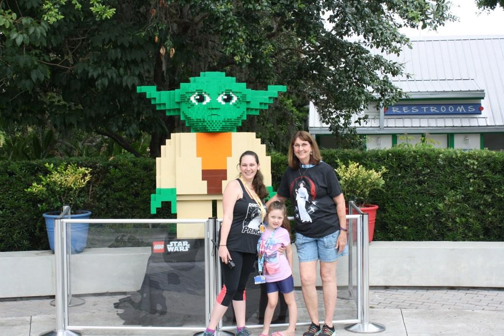 Visit Legoland Florida