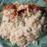 Keto Friendly Bacon and Cheese Loaded Cauliflower Casserole