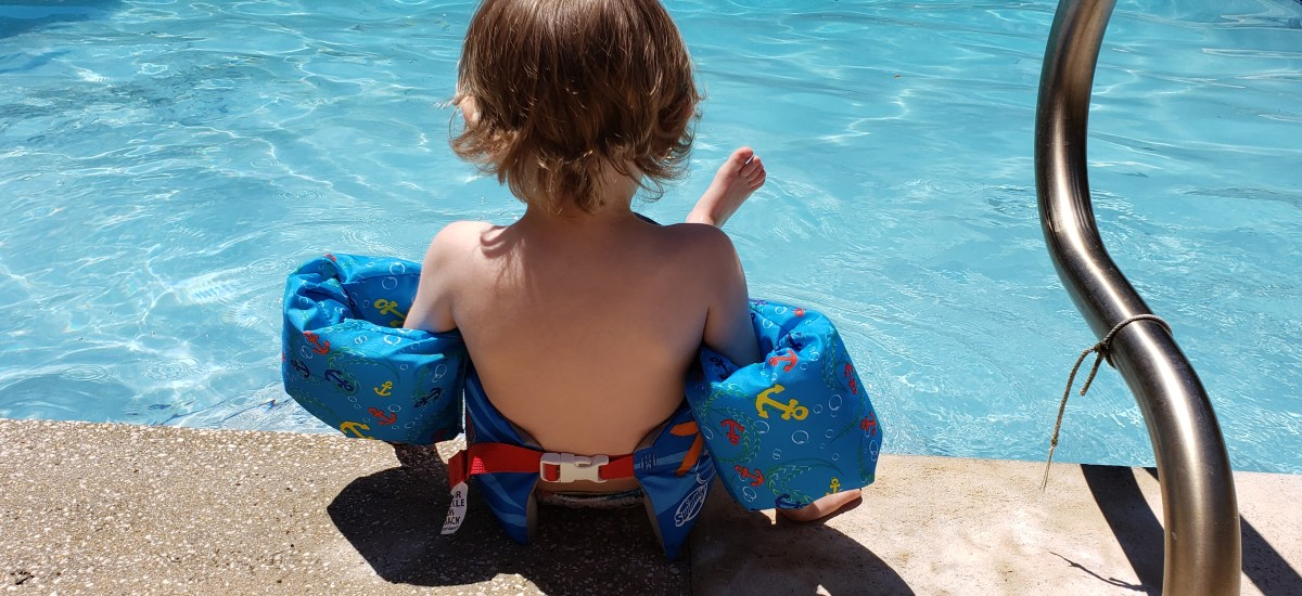 Swimming With Toddlers: International Learn to Swim Day