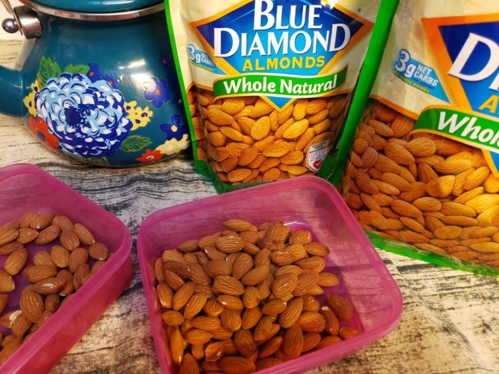 easy snacks for working moms