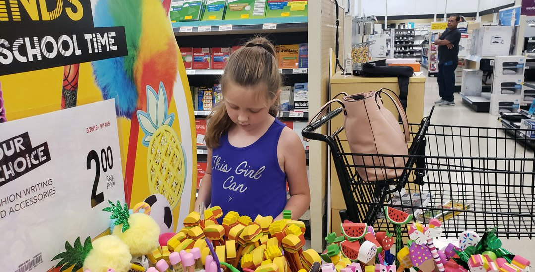 Back to School Shopping: It Matters More Than You Think
