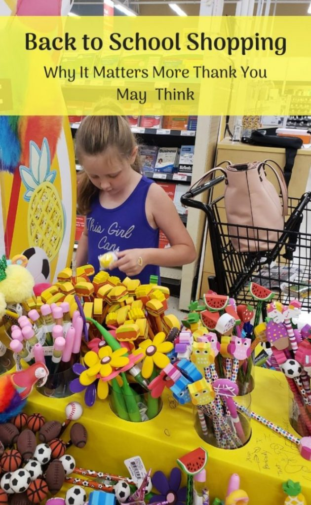 #ad Make back to school shopping fun and easy with Office Depot. See how to get all of your school supplies while making fun lasting memories with your little one!