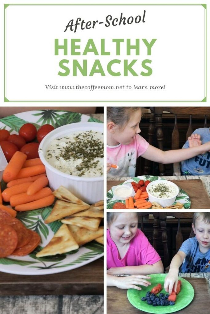 Kids seem to be starving as soon as they get home from school, but finding healthy snacks for them can be a struggle! Next time your kids are starving after school, try out one of these healthy after school snacks your kids will actually eat!