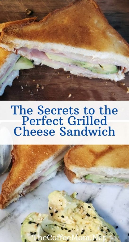The Secrets to the Perfect Grilled Cheese: Avocado Air Fryer Grilled Cheese