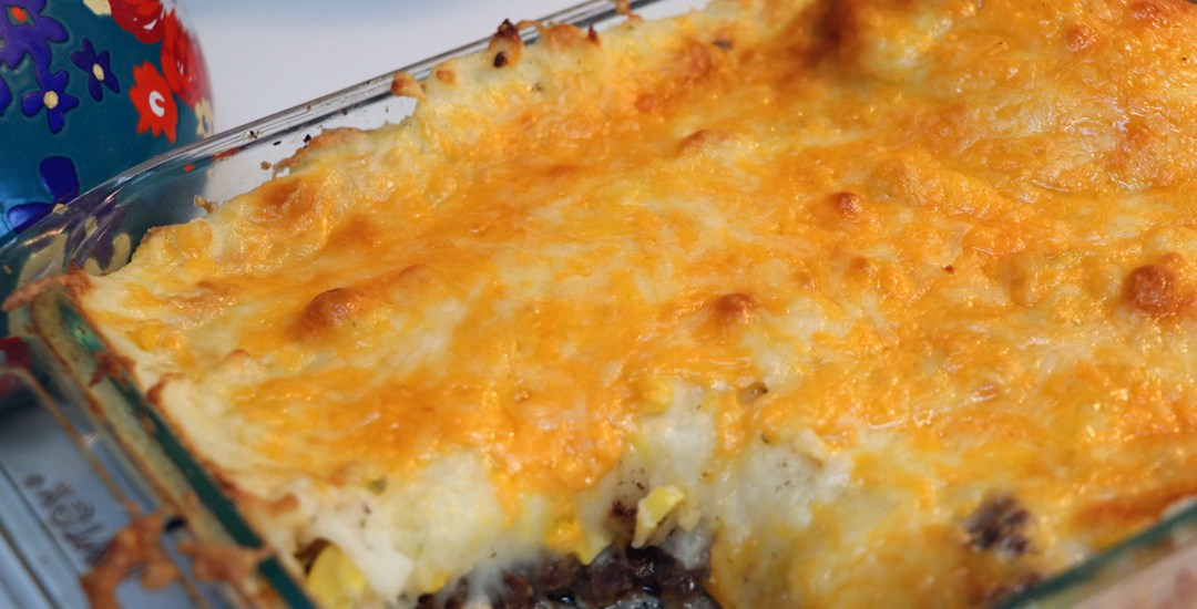 The Best Easy Shepherd's Pie Recipe