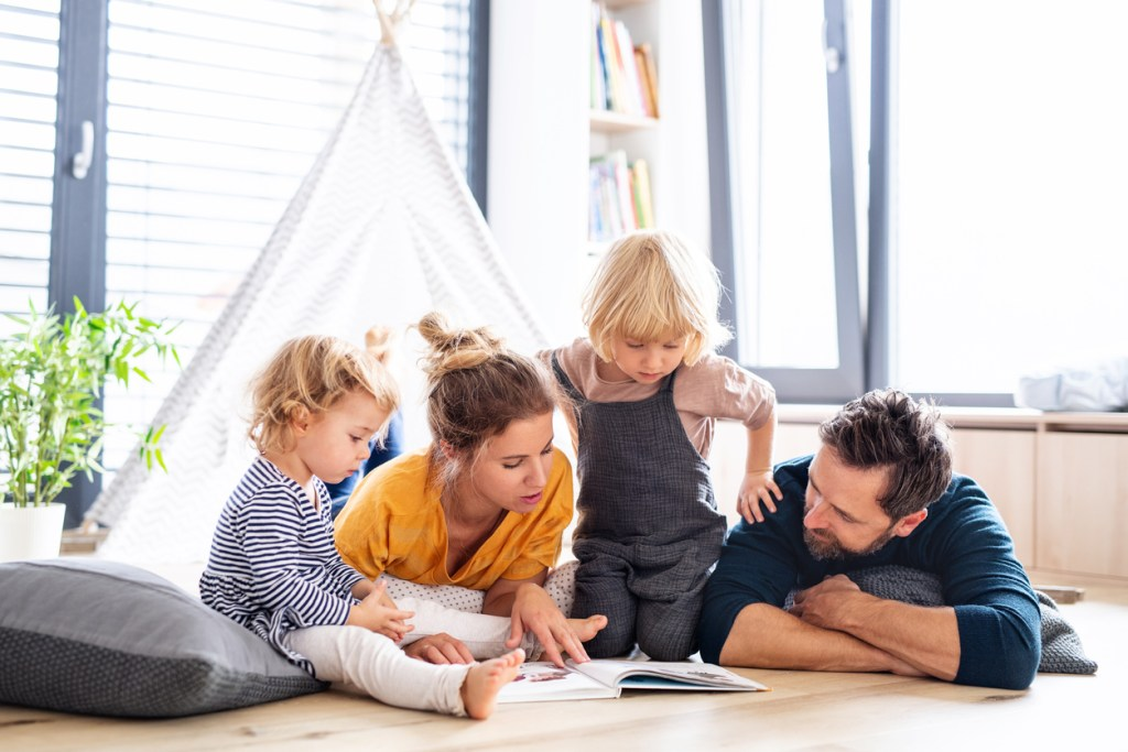 Managing Challenging Family Times