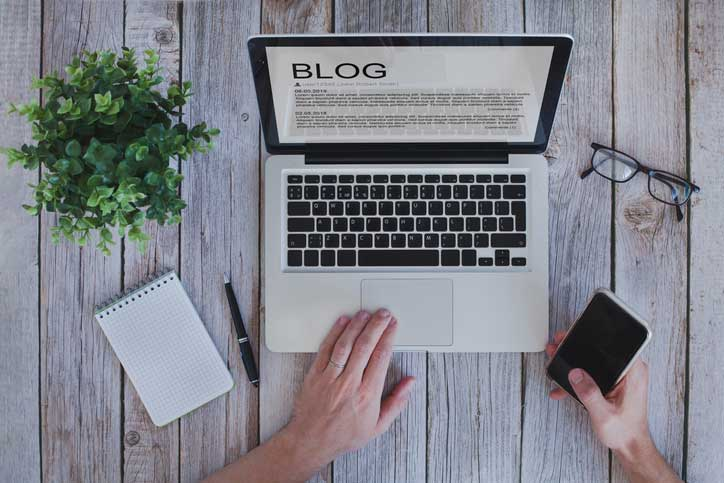 creating a blog for beginners