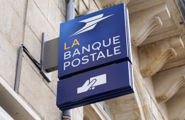 Cash mandate at La Banque Postale to buy Ethereum
