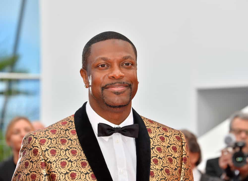 Chris Tucker suit