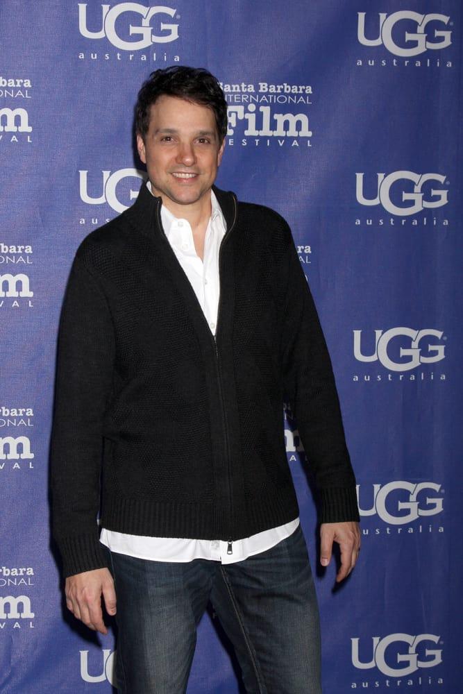 Ralph Macchio at the Santa Barbara International Film Festival