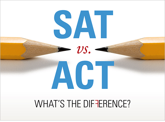 Image result for ACT vs SAT