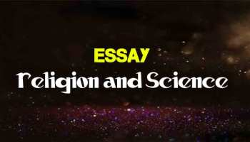 short essay on the modern civilization  the college study religion and science essay