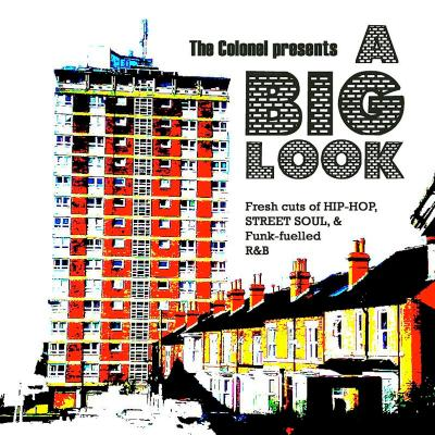 The Colonel 'A Big Look' cover art.