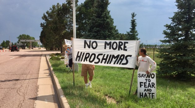 Colorado Springs Remembers Hiroshima and Nagasaki