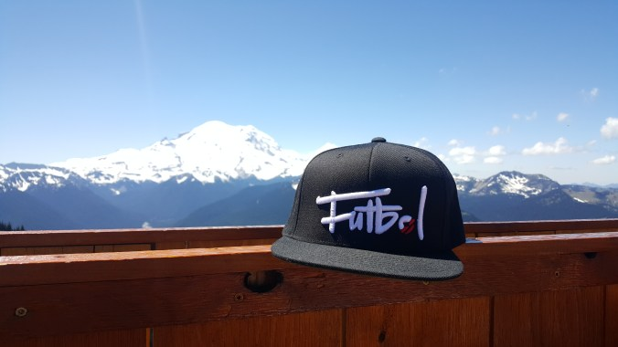 I brought my LBF snapback on vacation