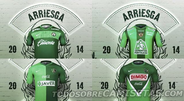 newest collection f200c f7019 Chivas Reveal Mexico Inspired 3rd Kit – The Colorful Kit