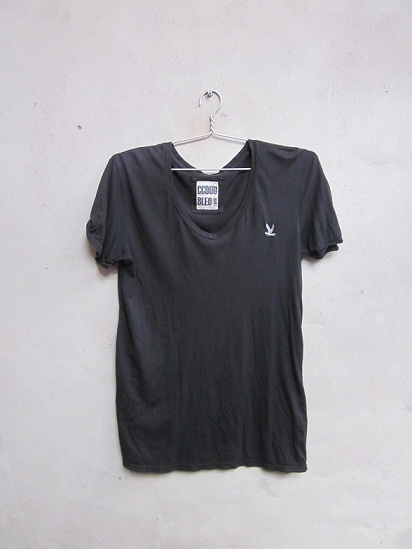 black T-shirt_the color harmony