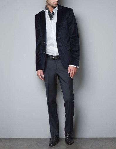 black blazer zara_thecolorharmonydotcom