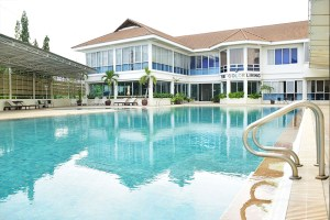 The Color Living Hotel : Swimming Pool