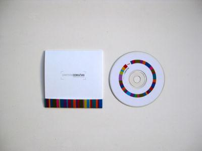Carátula de CD personal
