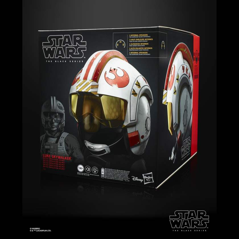Star Wars battle Helmet