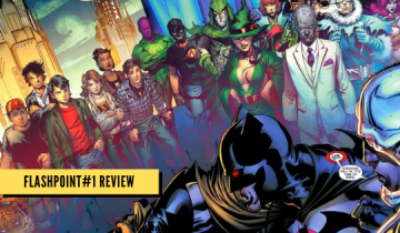 Flashpoint Storyline – 2 of 6 | Flashpoint #1 Review