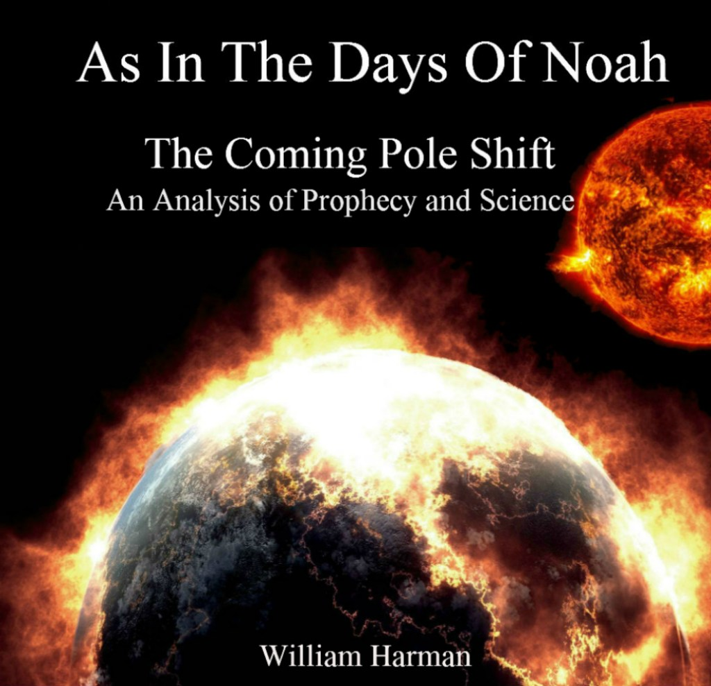 Available now from Amazon – As In The Days Of Noah