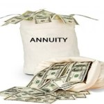closing the annuity