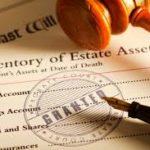 closing an estate