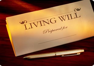 Living Will in your estate plan
