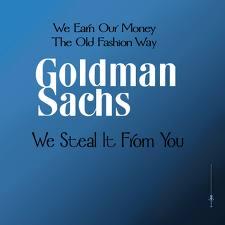 goldman sachs stealing