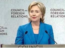 The CFR, no longer a secret and this is who Hillary Clinton serves