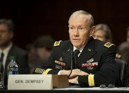 Even General Dempsey has reservations about attacking Syria.