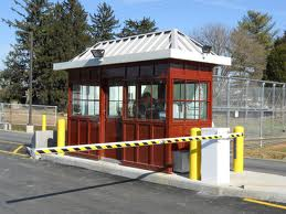 """DHS bullet proof checkpoint. """"Papers Please"""""""