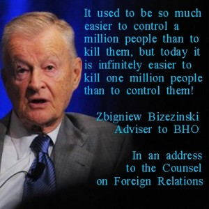 brzezinski kill a million