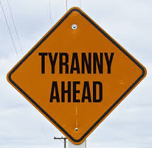 tyranny ahead