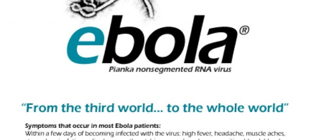 EBOLA, DRUG-RESISTANT TB, DENGUE FEVER ARE NOW IN THE U.S.