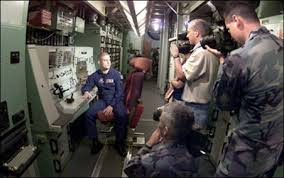 Command and Control of first strike capability.
